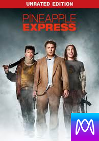 Pineapple Express (Unrated) - Vudu HD or iTunes HD via MA - (Digital Code)