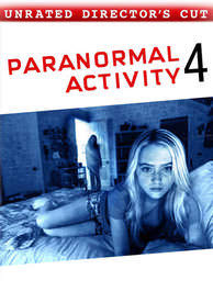 Paranormal Activity 4 (Unrated) - Vudu HD - (Digital Code)
