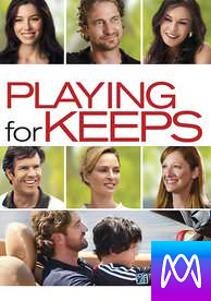 Playing For Keeps - Vudu SD or iTunes SD via MA - (Digital Code)