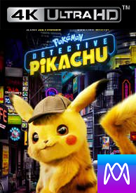 Pokemon Detective Pikachu Vudu Hd4k Or Itunes 4k Via Ma