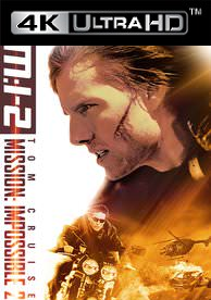 Mission Impossible 2 - iTunes 4K - (Digital Code)