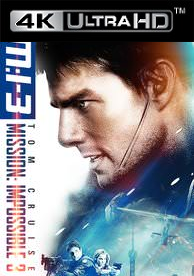 Mission Impossible 3 - iTunes 4K - (Digital Code)