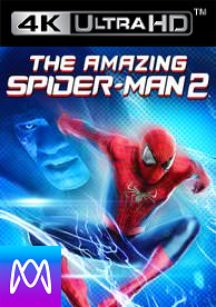 Amazing Spider-man 2 - HD4K / UHD - (Digital Code)