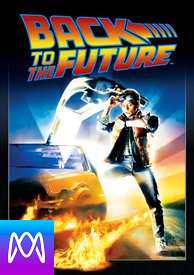 Back to the Future - Vudu HD - (Digital Code)