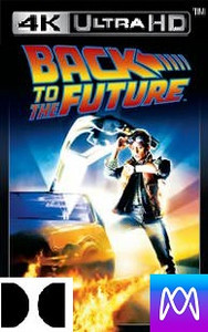 Back to the Future - iTunes 4K - (Digital Code)