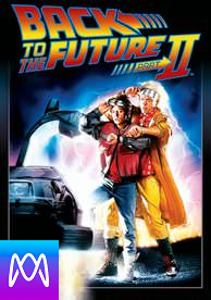 Back to the Future 2 - Vudu HD - (Digital Code)