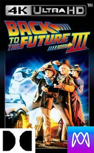 Back to the Future 3 - iTunes 4K - (Digital Code)