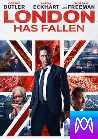 London Has Fallen - Vudu HD (Digital Code)