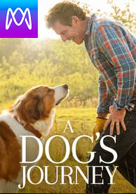 A Dog's Journey - Vudu HD or iTunes HD via MA - (Digital Code)