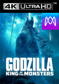 Godzilla: King of the Monsters - Vudu 4K or iTunes 4K via MA - (Digital Code)
