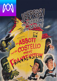 Abbott and Castello Meet Frankenstein - iTunes HD - (Digital Code)