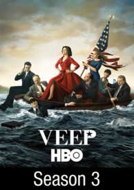 Veep: Season 3 - iTunes HD - (Digital Code)