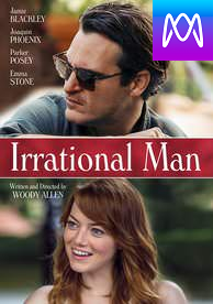 Irrational Man - Vudu HD or iTunes HD via MA - (Digital Code)