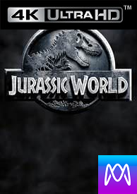 Jurassic World - HD4K / UHD - (Digital Code)
