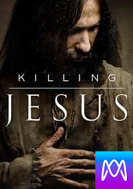Killing Jesus - Vudu HD or iTunes HD via MA - (Digital Code)