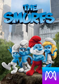 The Smurfs - Vudu HD or iTunes HD via MA - (Digital Code)