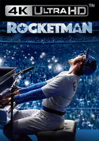 Rocketman - Vudu HD4K / UHD - (Digital Code)