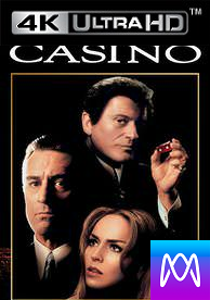 Casino - HD4K / UHD - (Digital Code)