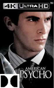 American Psycho - Vudu 4K or iTunes 4K - (Digital Code)