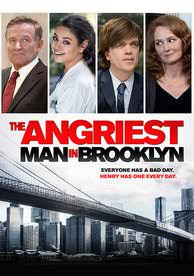 Angriest Man in Brooklyn - Vudu HD - (Digital Code)