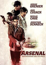 Arsenal (2017) - Vudu HD - (Digital Code)
