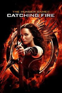 Hunger Games: Catching Fire - Vudu HD (Digital Code)