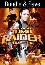 Tomb Raider: Double Feature - Vudu HD - (Instawatch)