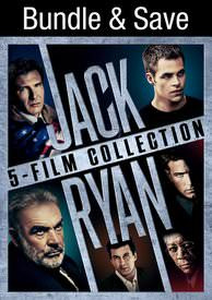 Jack Ryan 5-Movie Collection - Vudu SD - (Instawatch)