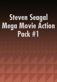 Steven Seagal: 6-Movie Mega Pack - Vudu SD - (Instawatch)