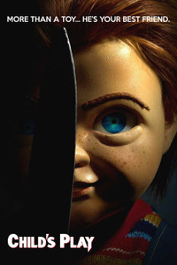Child's Play (2019) - Vudu HD or iTunes HD - (Digital Code) EARLY RELEASE!