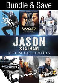 Jason Statham: 6-Film Collection - Vudu HD - (Digital Code)