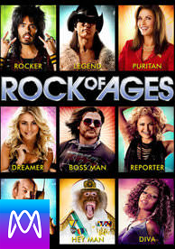 Rock of Ages - Vudu HD or iTunes HD via MA (Digital Code)