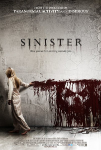 Sinister - Vudu SD (Digital Code)