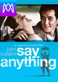 Say Anything - Vudu HD or iTunes HD via MA - (Digital Code)