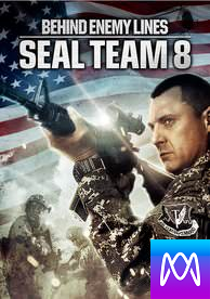 Seal Team 8: Behind Enemy Lines - Vudu HD or iTunes HD via MA - (Digital Code)