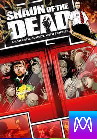 Shaun of the Dead - Vudu HD - (Digital Code)