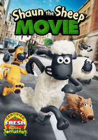 Shaun the Sheep Movie - Vudu HD - (Digital Code)