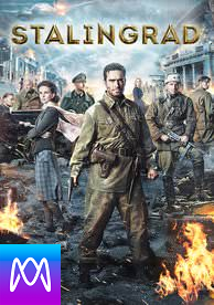 Stalingrad - Vudu SD or iTunes SD via MA - (Digital Code)