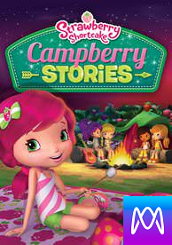 Strawberry Shortcake: Campberry Stories - Vudu HD or iTunes HD via MA - (Digital Code)
