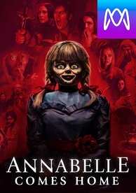 Annabelle Comes Home - Vudu HD or iTunes HD via MA - (Digital Code)