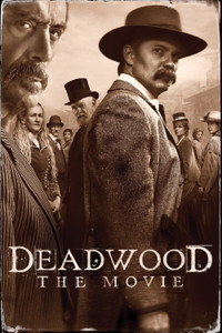 Deadwood: The Movie - Vudu HD - (Digital Code)