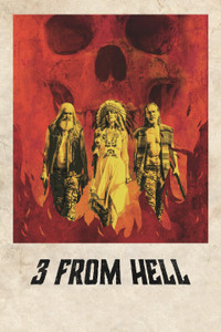 3 From Hell - Vudu HD - (Digital Code)