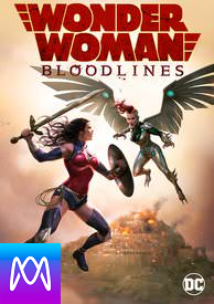 Wonder Woman: Bloodlines - Vudu HD or iTunes HD via MA - (Digital Code)