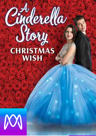 A Cinderella Story: Christmas Wish - Vudu HD or iTunes HD via MA - (Digital Code)