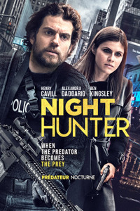 Night Hunter - Vudu HD - (Instawatch)