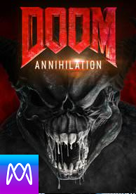 Doom Annihilation - Vudu HD or iTunes HD via MA - (Digital Code)