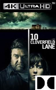 10 Cloverfield Lane - iTunes 4K (Digital Code)