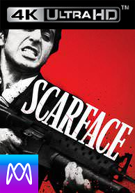 Scarface - Vudu HD4K / UHD - (Digital Code) PLEASE READ DESCRIPTION