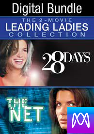 Leading Ladies Collection: Sandra Bullock - Vudu SD or iTunes SD via MA - (Digital Code)