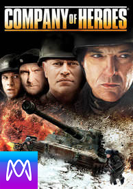 Company of Heroes - Vudu SD or iTunes SD via MA - (Digital Code)